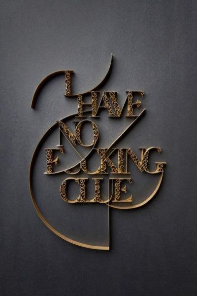 8 вдохновляющих типографических работ, дубль 2