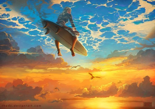 Иллюстрации Артёма Чебохи
