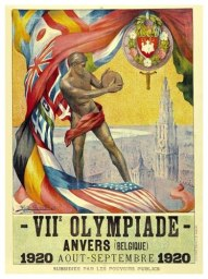 Коллекция плакатов почти ко всем Олимпийским играм, начиная с 1869 года.