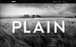 Пять свежих лаконичных сайтов с siteinspire.com