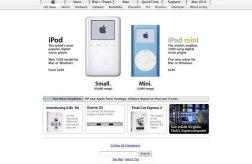 Чарли Оэн из Колорадо собрал в одну презентацию из 140 слайдов скриншоты главной страницы сайта apple.