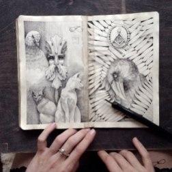 Иллюстрации Лены Лимкиной