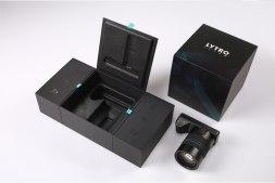 Упаковка компактной цифровой камеры Lytro Illum