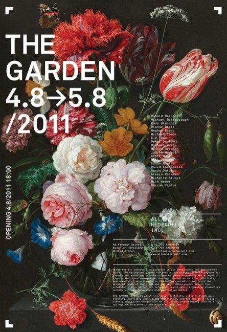 Цветы в графдизайне 2