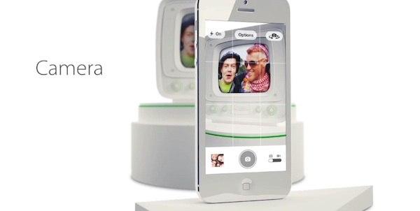 Ходят слухи (goo.gl/IHAuz), что оформление градущей iOS7 будет плоским.