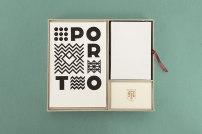 Фирменный стиль города Порту