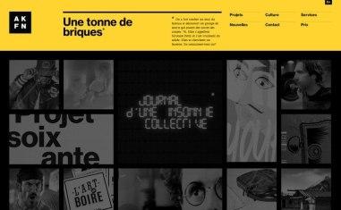 10 сайтов с отличным минималистским дизайном