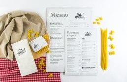 10 логотипов и стилей ресторанов, баров и кафе, разработанных агентством «Провинция»