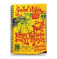 Серия афиш «Good Vibes»