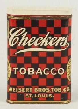 10 винтажных коробочек для табака и сигар