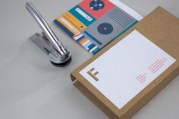 Фирстиль дизайн-студии Fieldwork