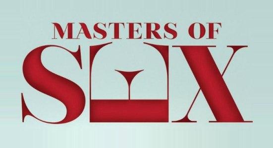 Логотип сериала «Мастера секса». Очень круто.
