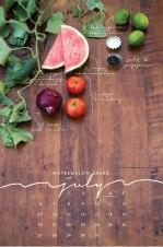 Вкусный календарь с рецептами