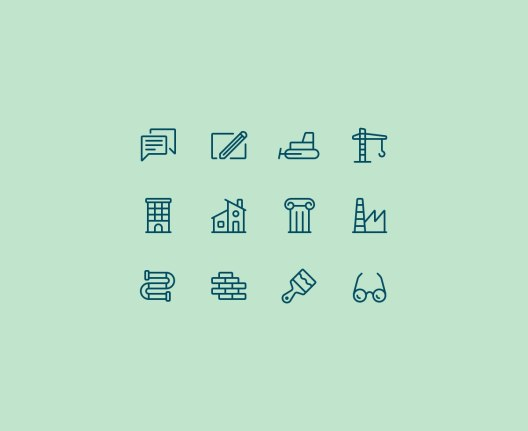 5 бесплатных наборов тематических иконок