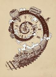 Иллюстрации великолепного Энкеля Дика (Enkel Dika)