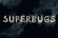 SUPERBUGS Typography for Bloomberg