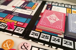 Настольная игра «Амперсанд» (поиграть со шрифтами, ага)