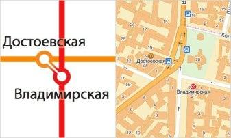 Ещё одна схема Питерского метро и подробный комментарий автора: eugeneermakov.ru/allworks/environment/spb_metro_map