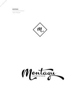 Фирстиль ресторана Montagü