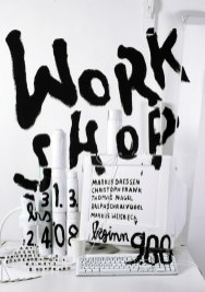 Ещё 10 отличных плакатов с фокусом на типографике