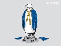 Ироничные иллюстрации Глена Джонса из Новой Зеландии
