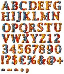 Рукотворные шрифты