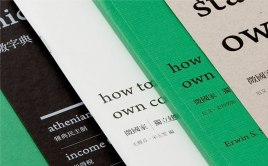 Дизайн брошюры «Как основать свою собственную страну».