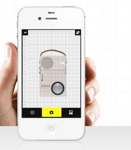 GRID iOS app.