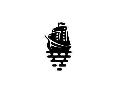 Знаки и концепты логотипов нью-йоркца Джорджа Бокуа