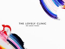 Фирменный стиль косметологии The Lovely Clinic