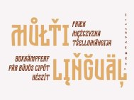 Новый бесплатный шрифт с кириллицей «Доброзрачный»