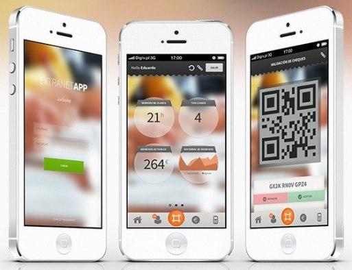 10 примеров прозрачности в дизайне мобильных приложений