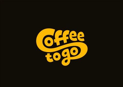 Логотип и стиль кофейных точек и кофеен Coffee to Go в Челябинске