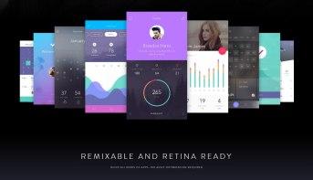 DO — большой бесплатный UI-kit