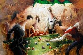 Картины художника Натана Брутски