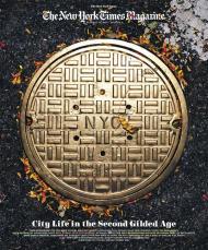 10 сильных обложек Нью-Йорк Таймс Мэгэзин