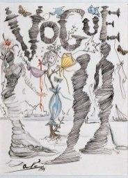 Сальвадор Дали, обложки для журнала «Вог»