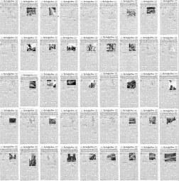 Восхождение изображений: 166 лет передовиц Нью-Йорк Таймс за минуту