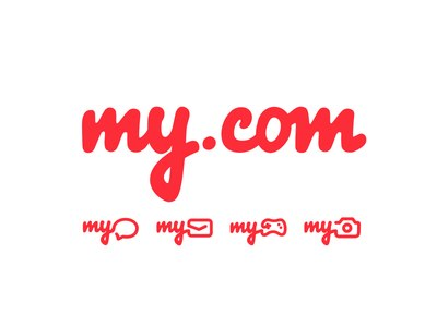Фирменный стиль проекта my.com