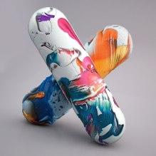 Некоторые работы Рика Оостенброука — дизайнера, иллюстратора и арт-директора из Голландии