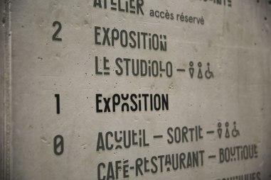 Динамический фирменный стиль галереи Lafayette Anticipations