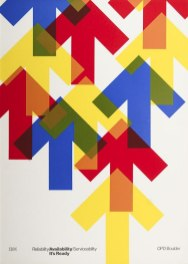 Внутренние плакаты IBM семидесятых