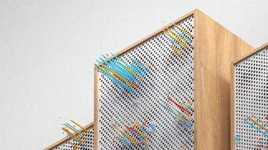 Моушен-трибьют технике с дизайном Дитера Рамса