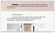 Шесть свежих сайтов с отличным дизайном