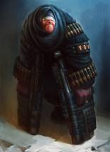 Постапокалиптические бабушки Эдуарда Набиуллина из Москвы