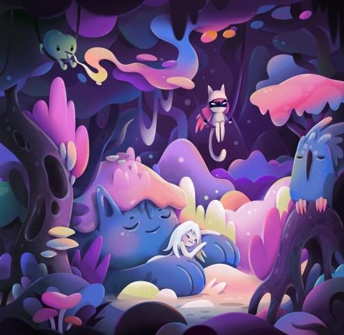 Иллюстрации Александры Зутто