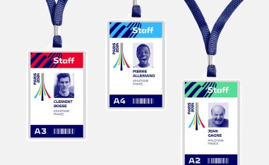 Айдентика Летних Олимпийских игр 2024 года в Париже, предложенная парижской студией Graphéine