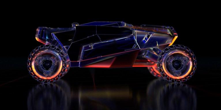 Яркие трёхмерные объекты Алекса Мальцева, CG-художника из Лос-Анджелеса