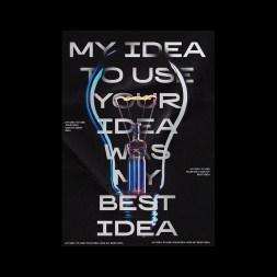 Постер-арт Анны Байдингер из Нижнего Новгорода