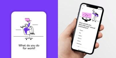 Обновление айдентики Badoo — одного из крупнейших сервисов для знакомств